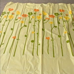 Vintage shower curtain in 100% perfect condition